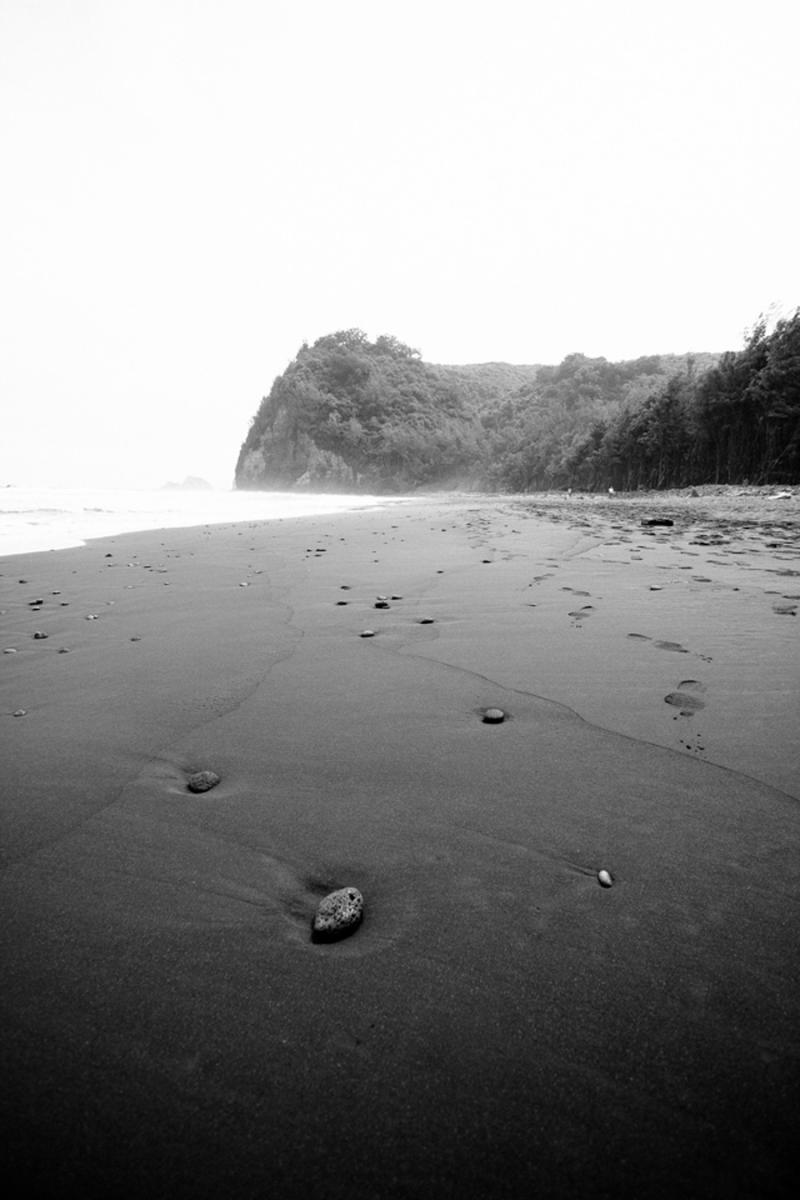 Polou Valley beach