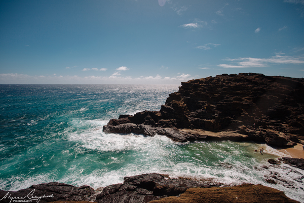 From Here to Eternity Beach Oahu Hawaii South Shore