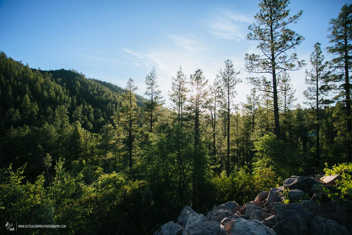 Retreat at Tontozona summer camp outside Payson, AZ