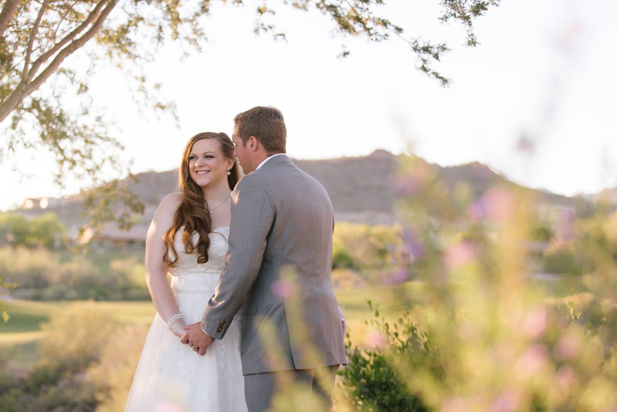 Eagle Mountain golf course wedding photographer