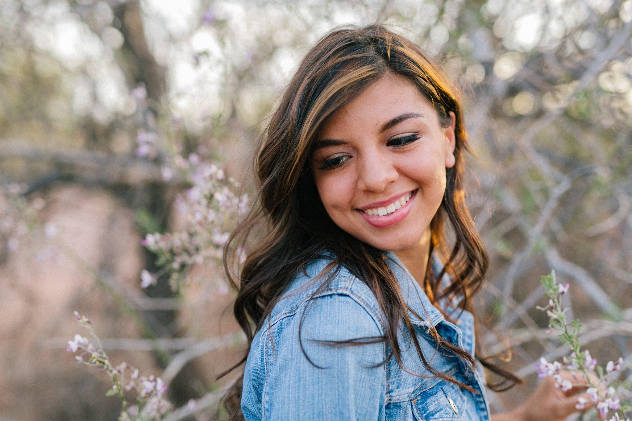 Tempe high school senior photographer
