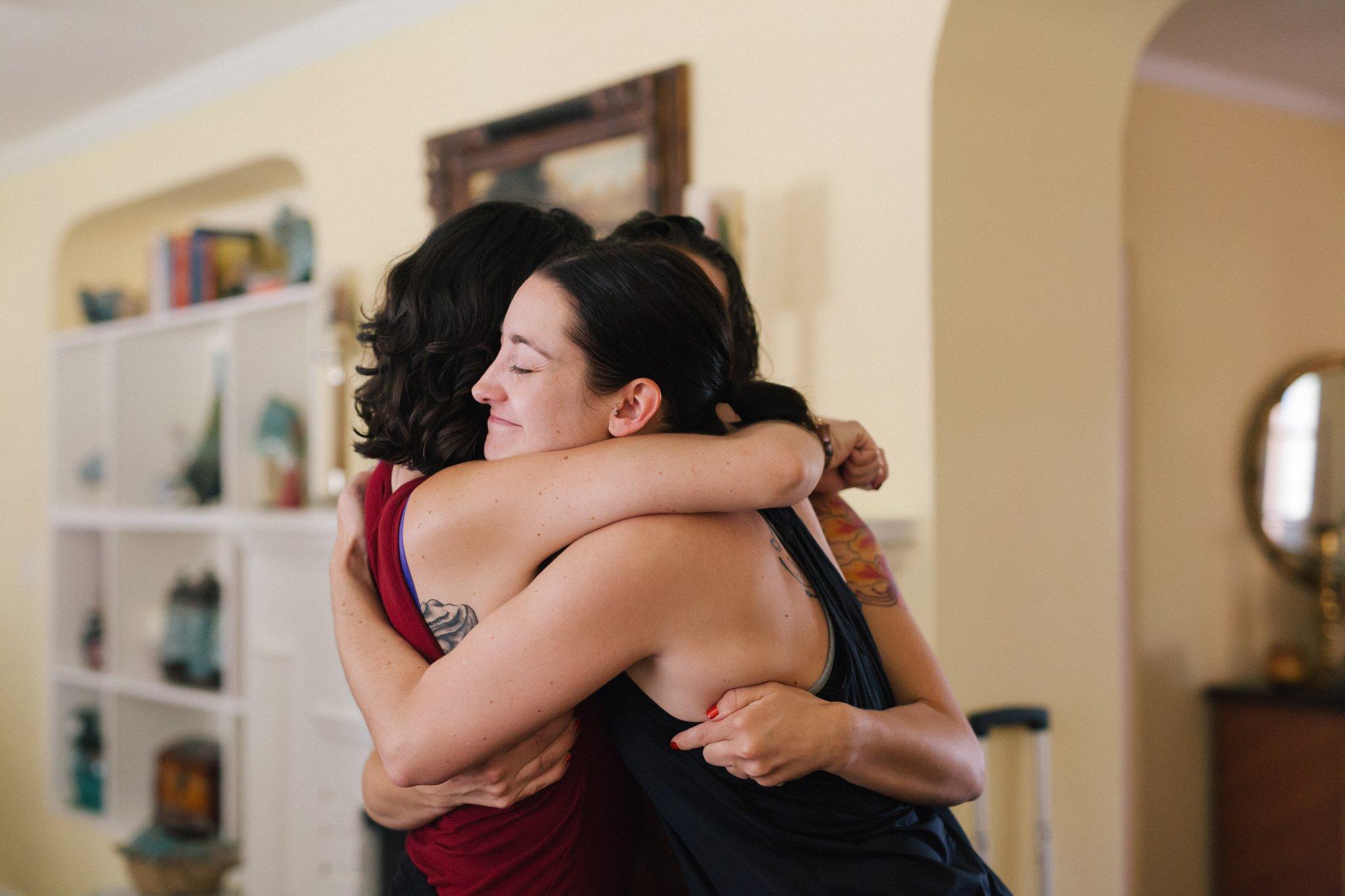 Arizona meaningful wedding photography documentary candid moment