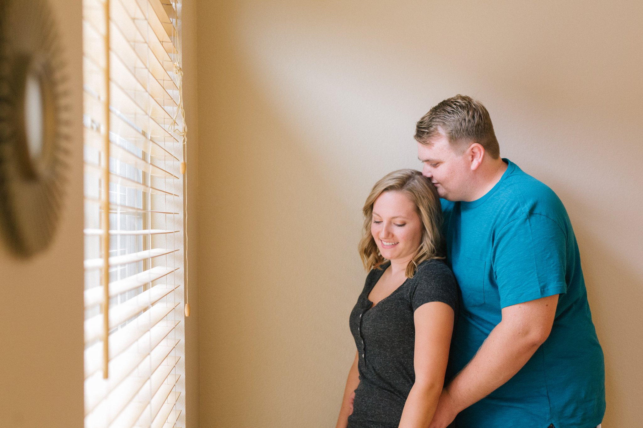 in home engagement session Tempe Arizona