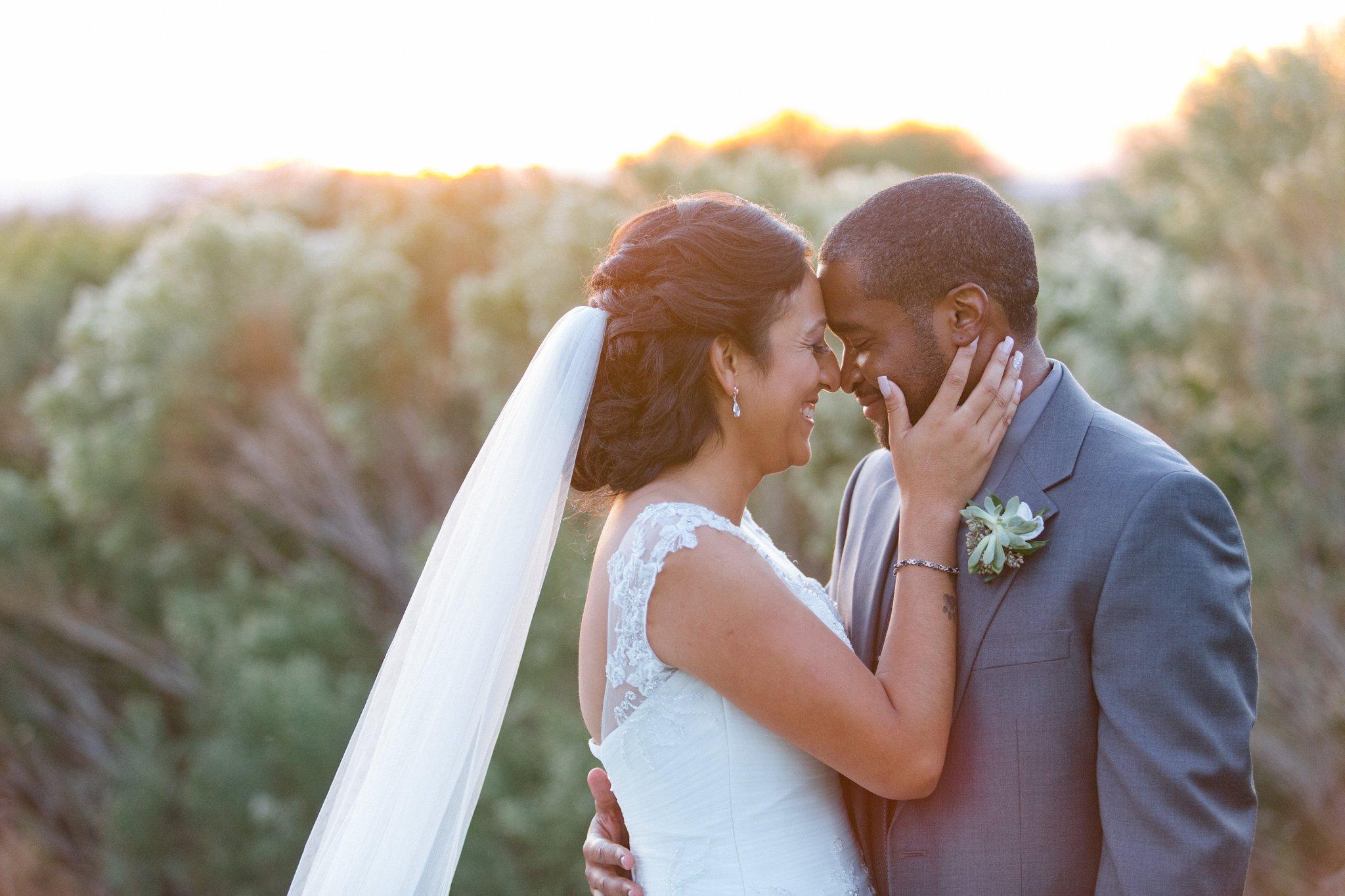 natural authentic emotional portraits of bride & groom Arizona wedding photographer