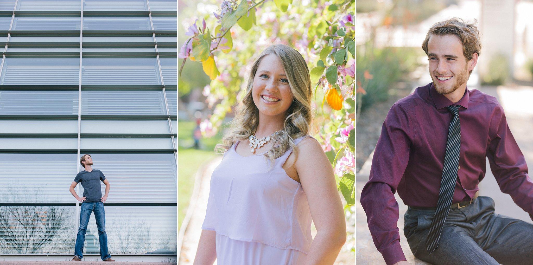 high school senior portraits in Mesa, AZ