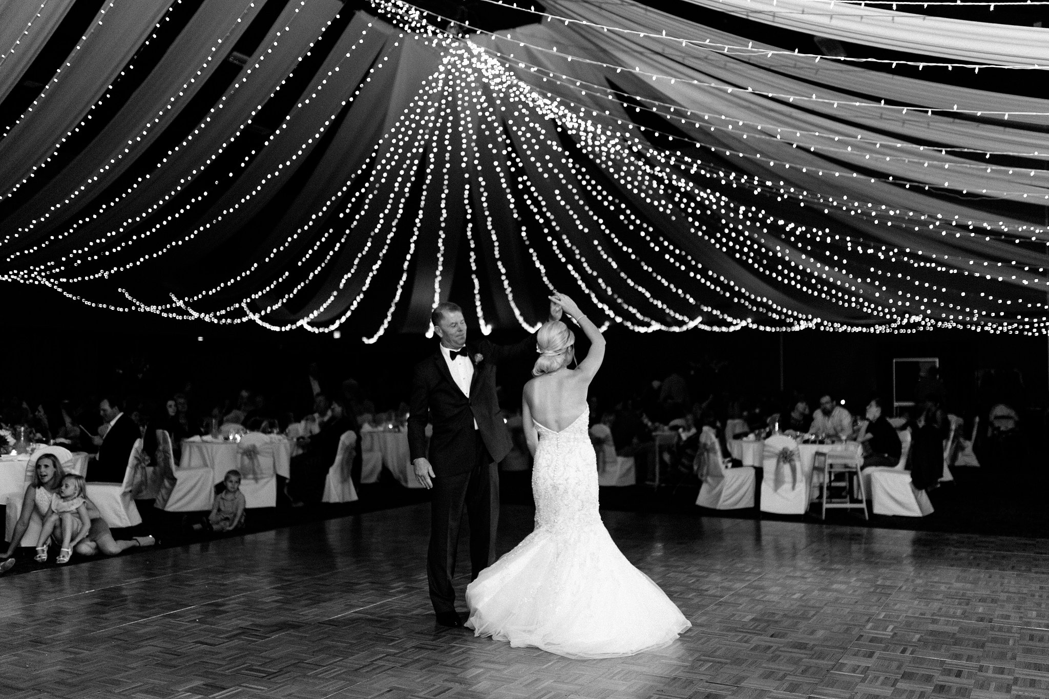 Rivercenter wedding father daughter dance