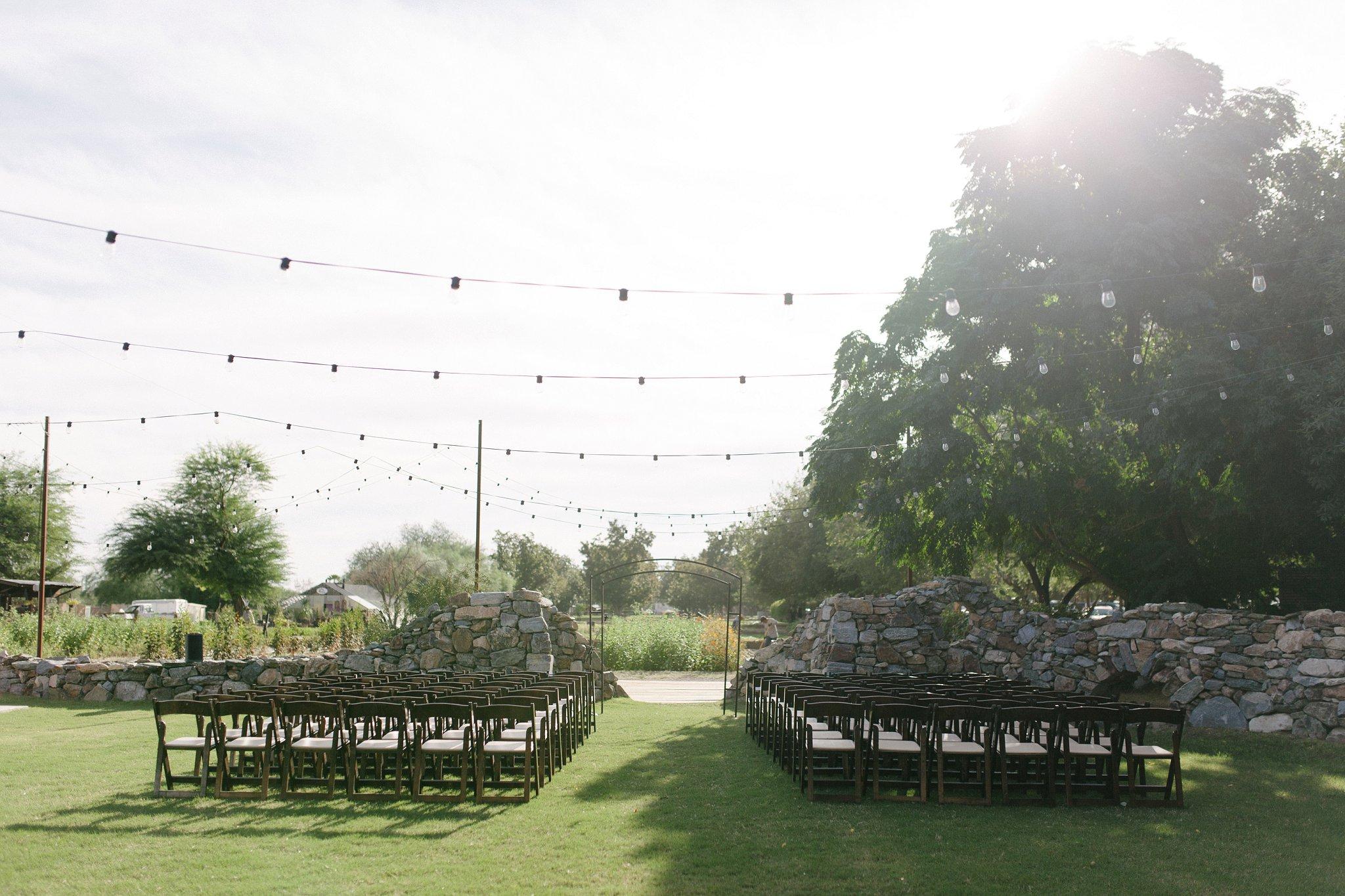 Farm at South Mountain wedding