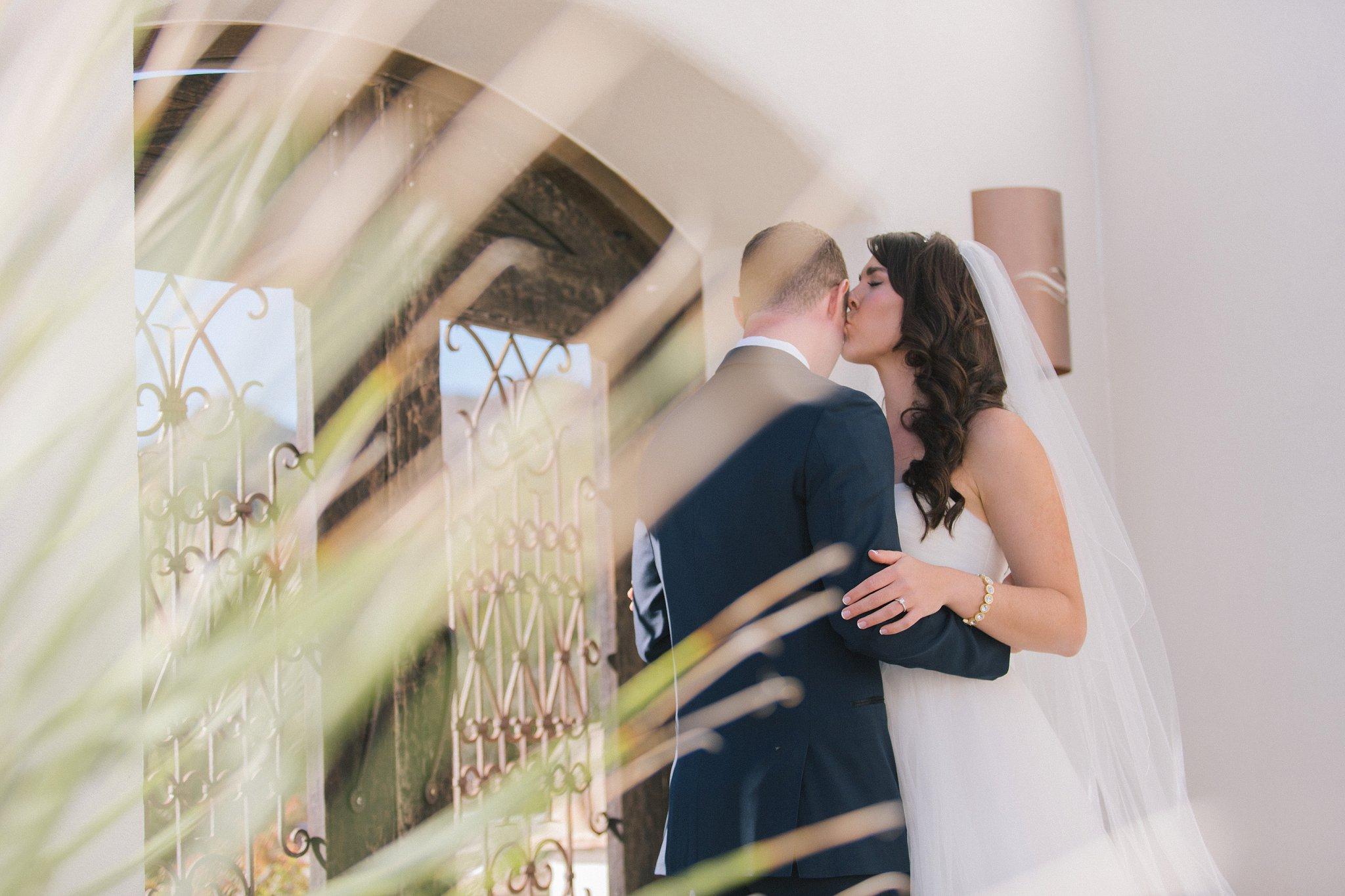 bride & groom at Copperwynd Resort Fountain Hills wedding