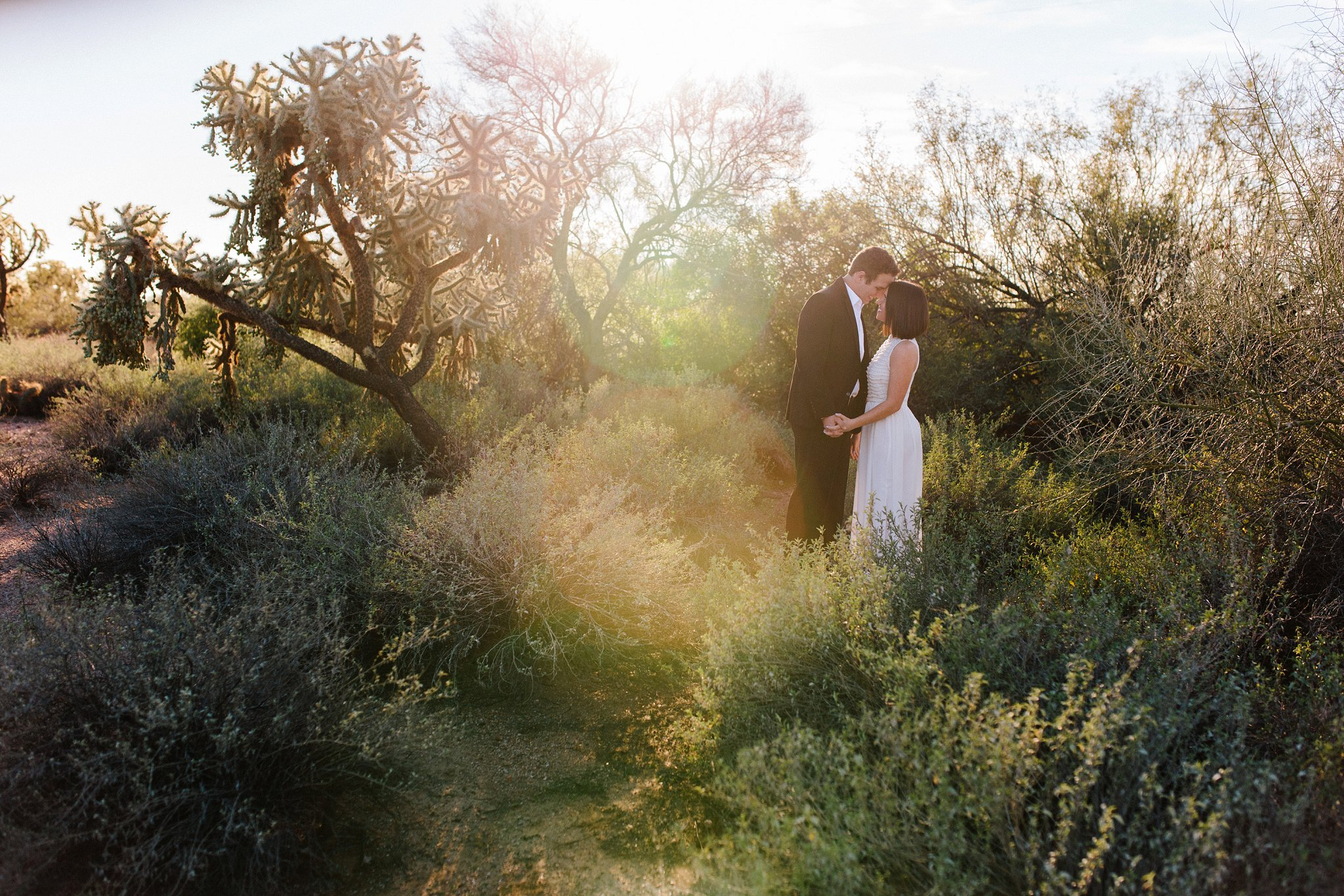 desert elopement in Arizona