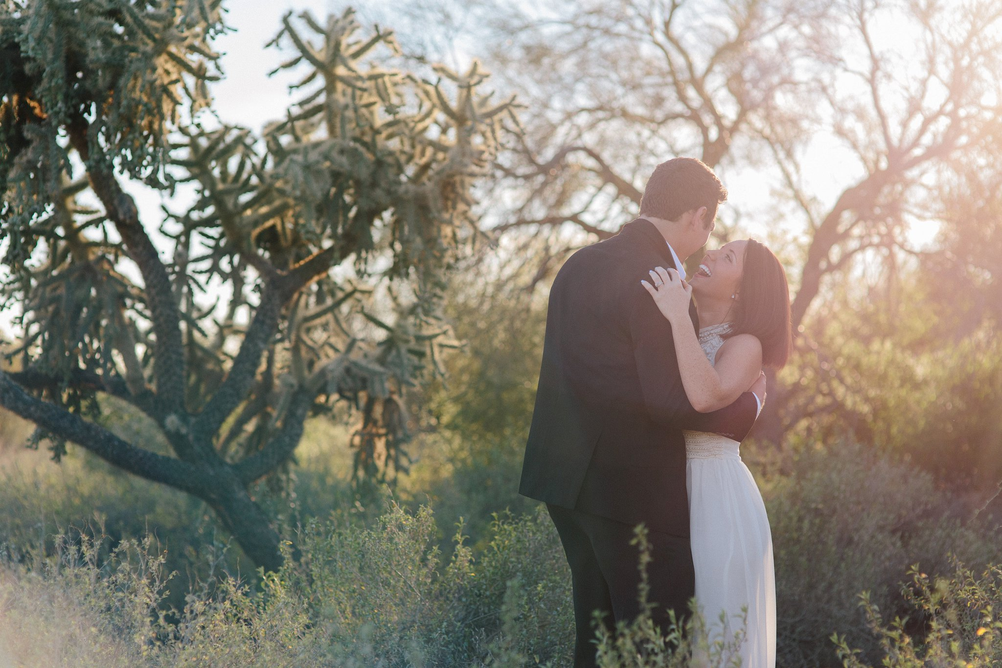 desert wedding anniversary couples portraits