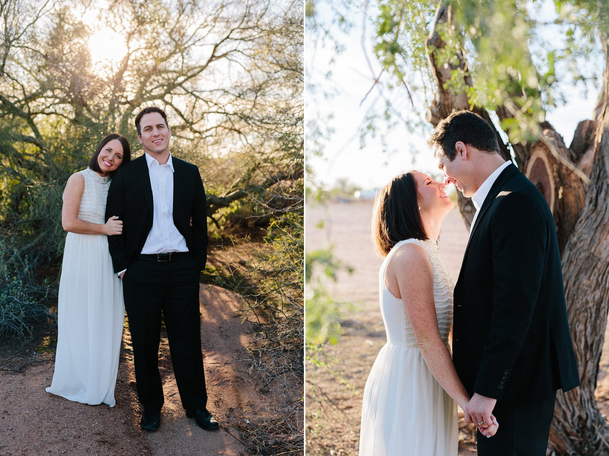 Arizona desert elopement photographer
