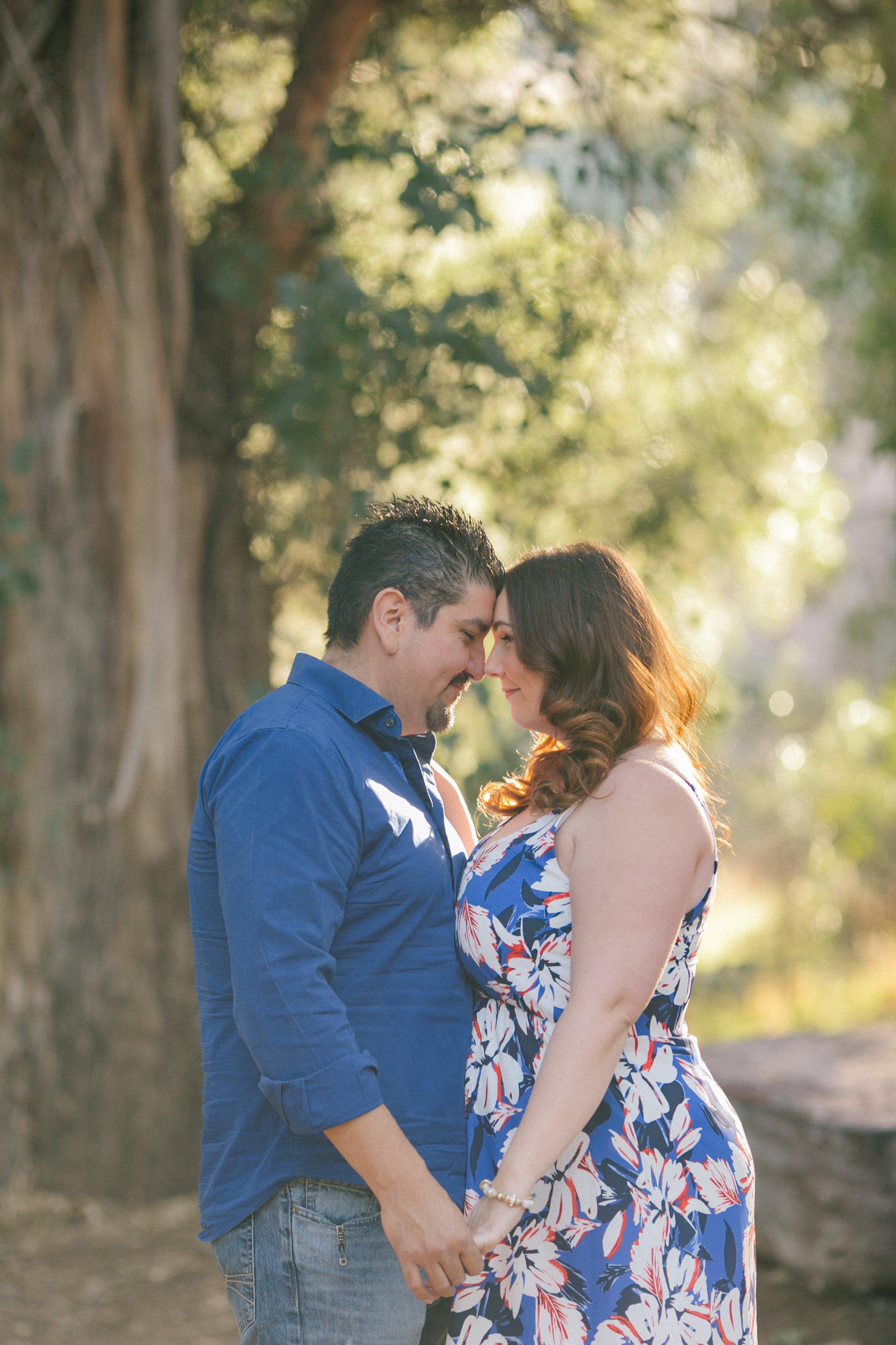 genuine natural candid engagement photos in Arizona