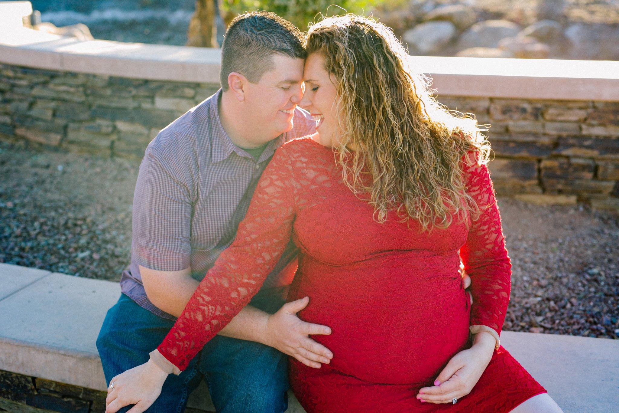 Goodyear maternity photos