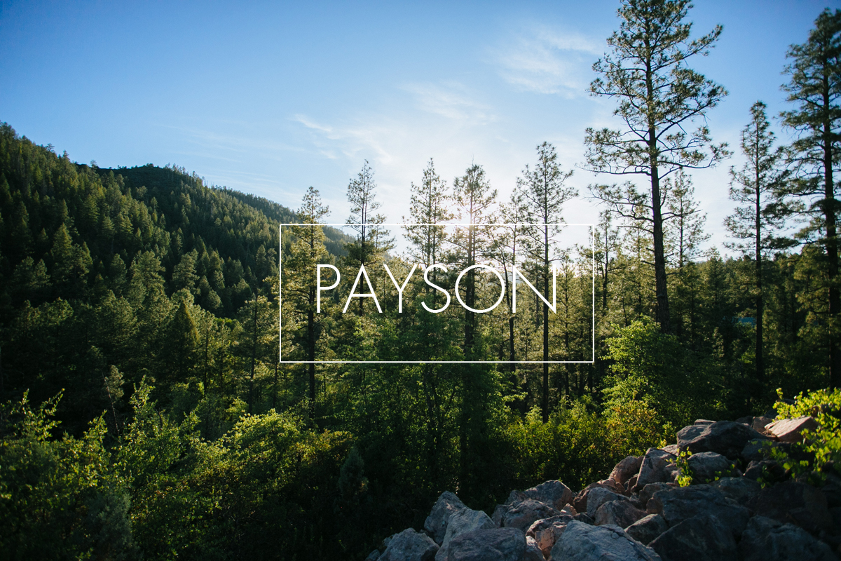 payson forest arizona outdoor nature venues