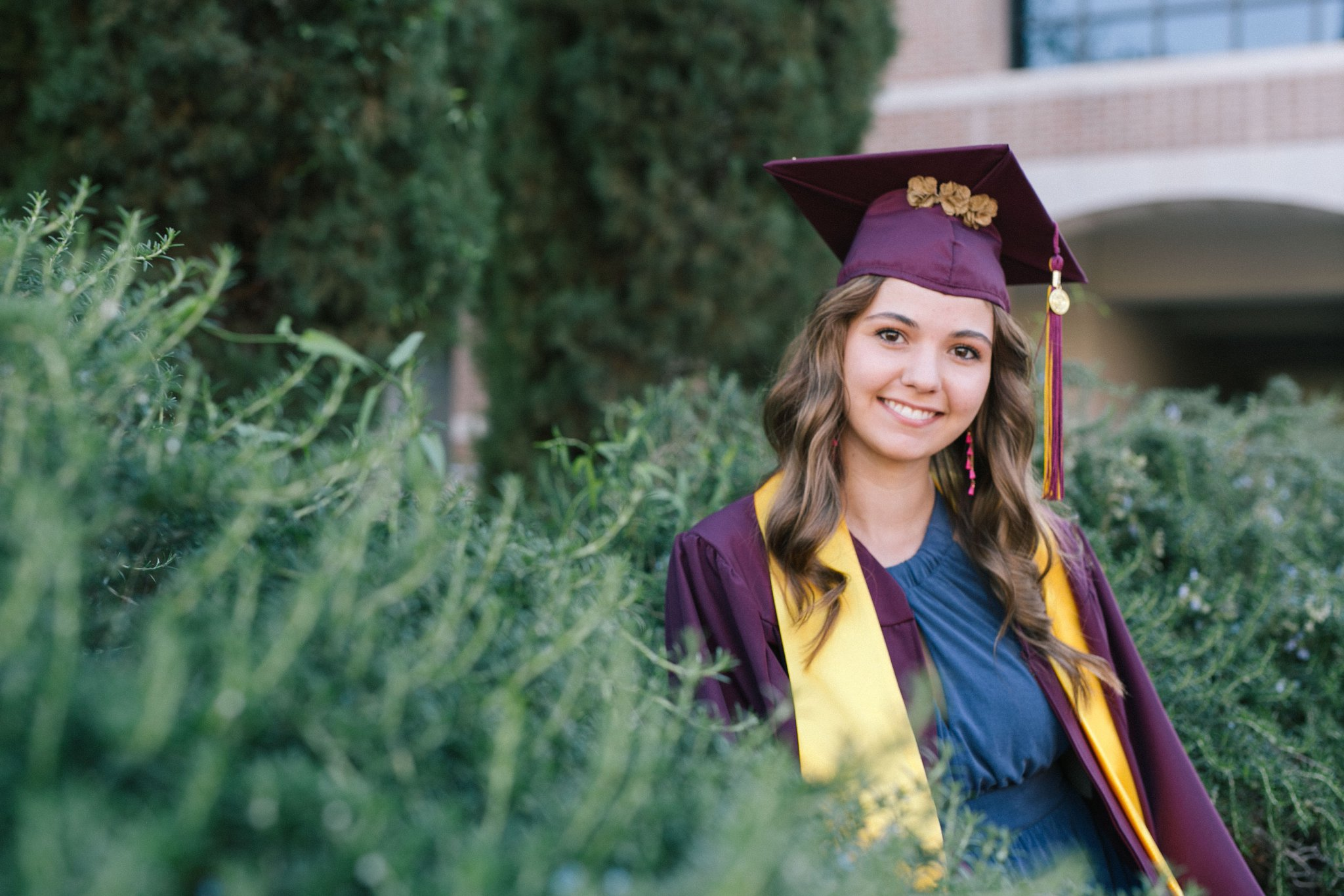 Arizona State University West Campus graduate