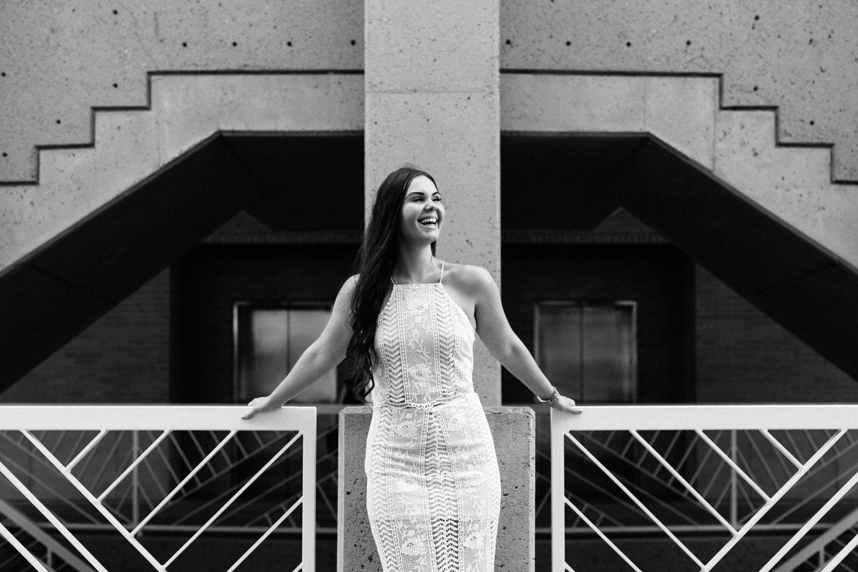 ASU college graduate photo shoot