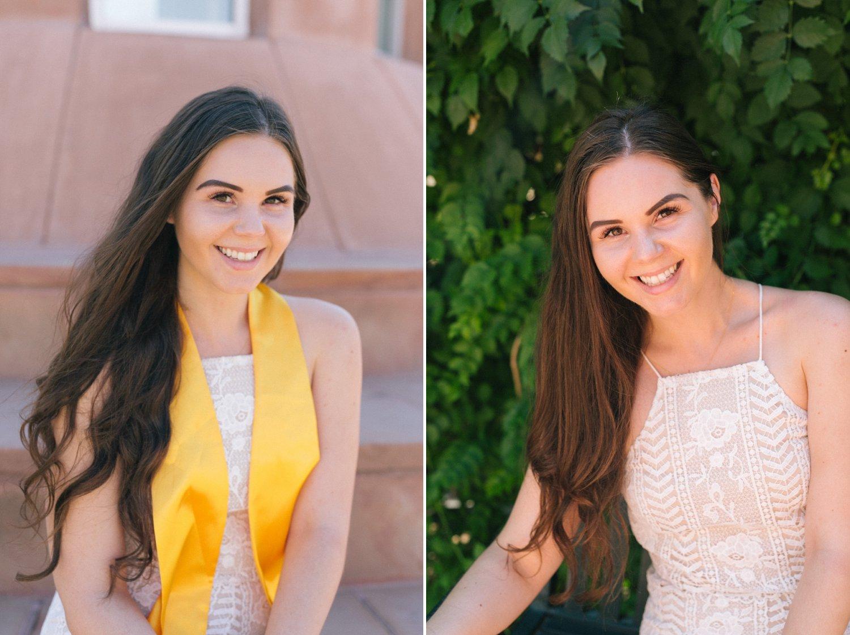 Phoenix college graduate photos