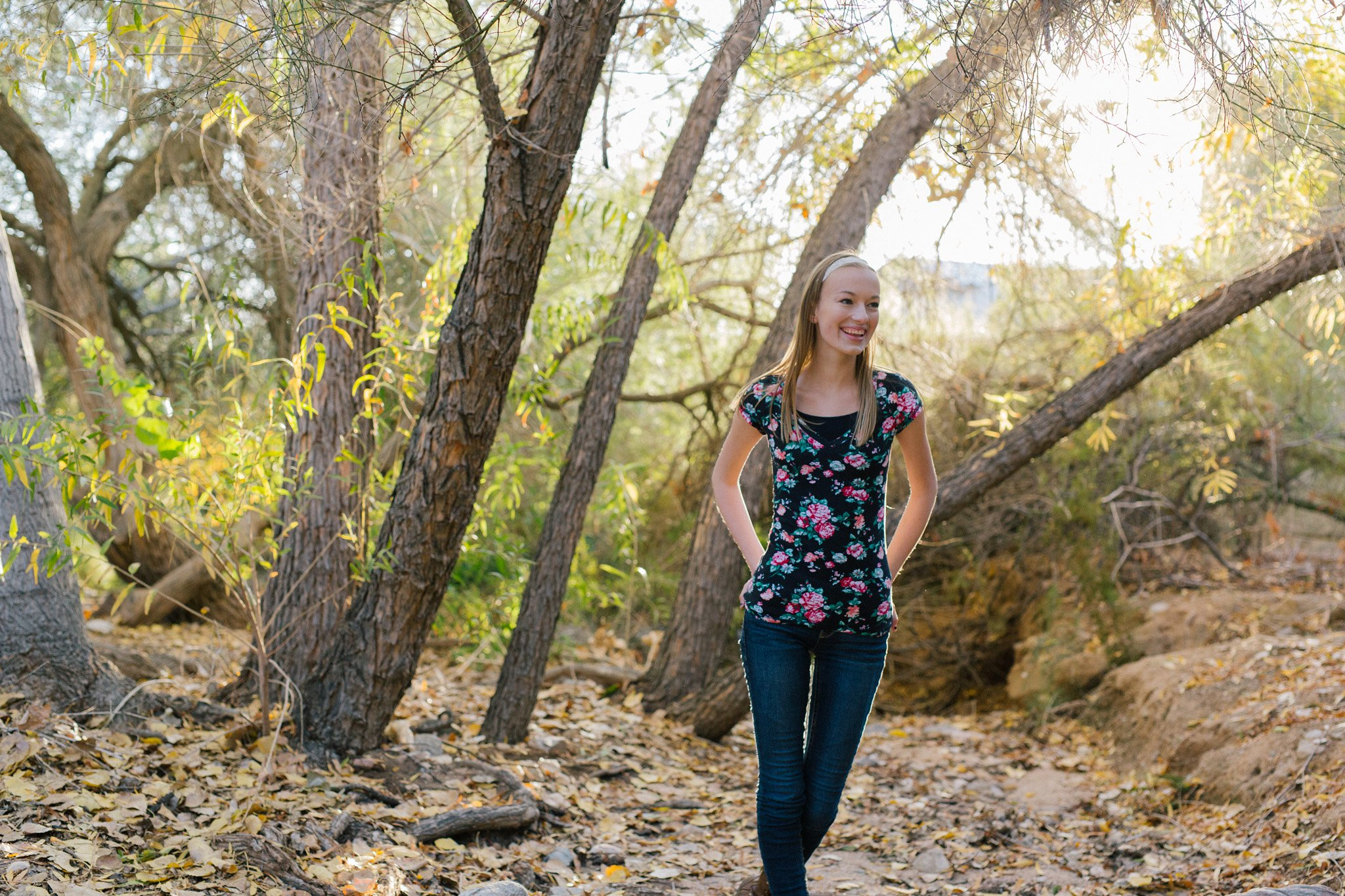 DC Ranch senior portraits by Alyssa Campbell Photography