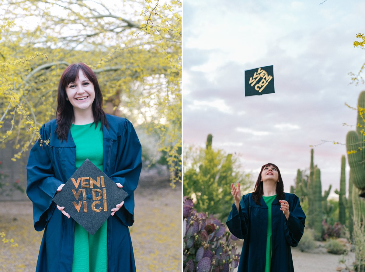 Mesa college graduation photos