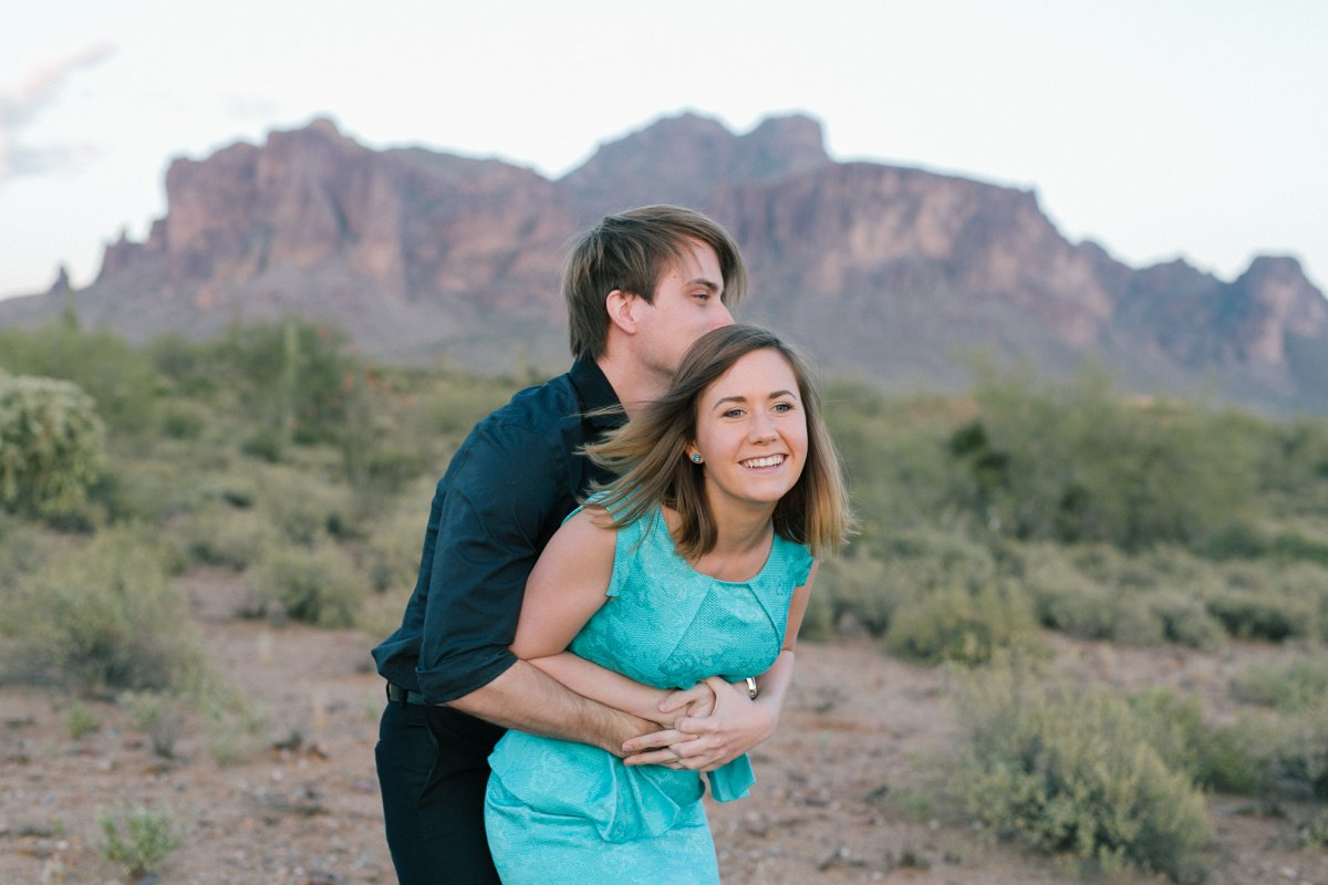 Mesa college graduate couples portraits