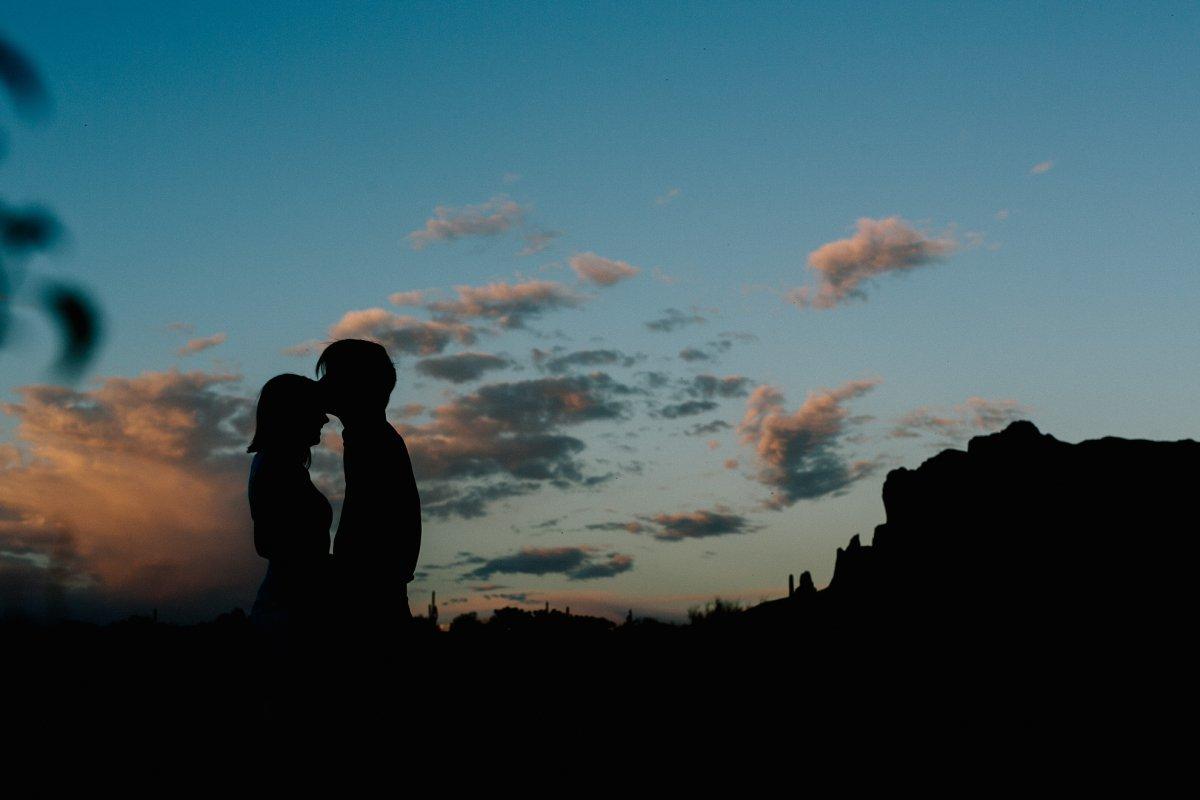 Mesa AZ Superstitions couples portraits