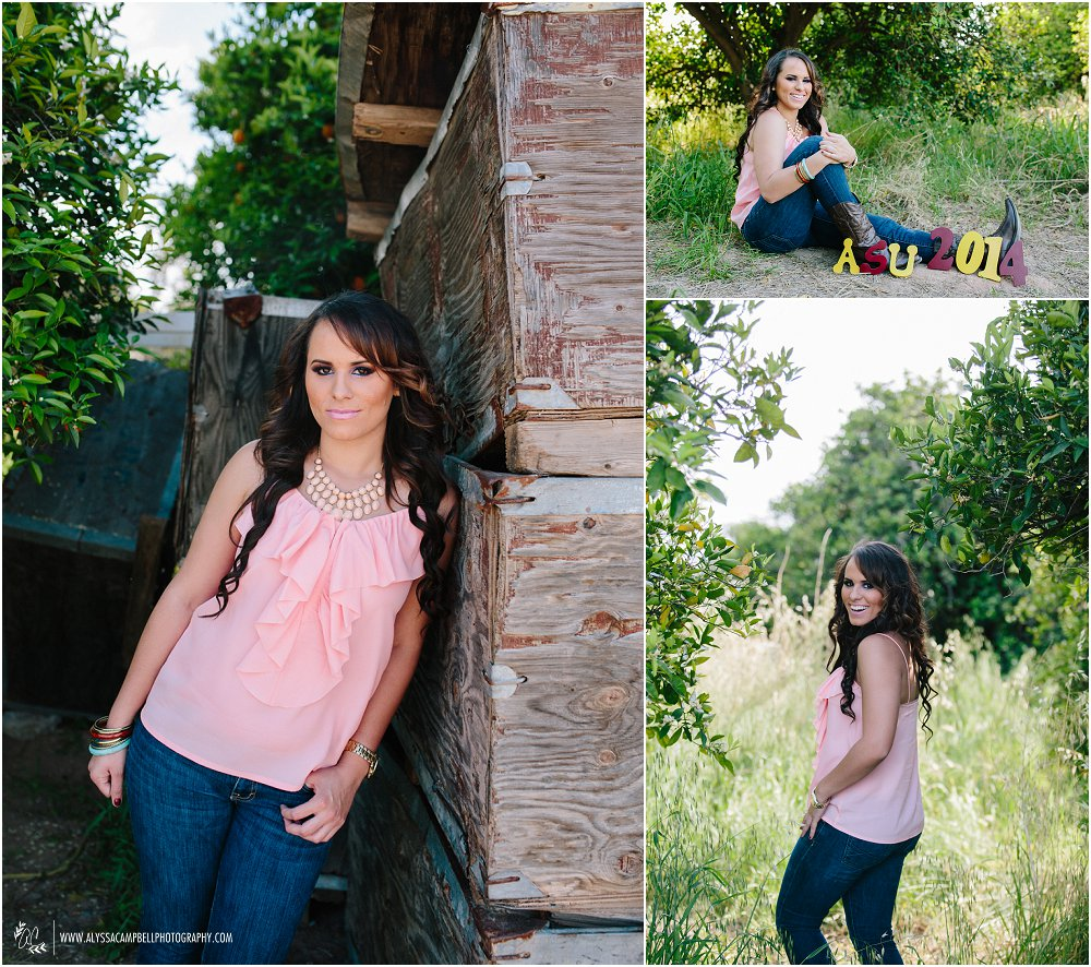 Picture Ideas: Stylish And Fun Tempe College Grad Portraits At Arizona