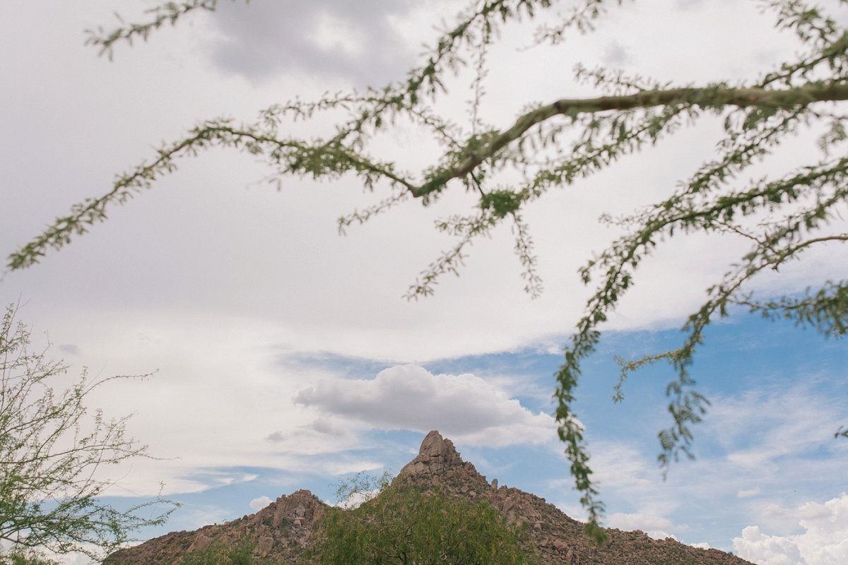 Pinnacle Peak mountain Scottsdale AZ