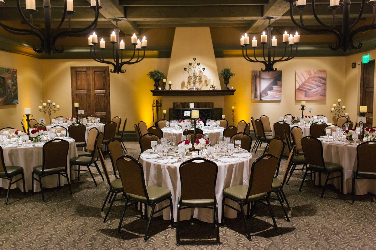 Sassi indoor reception