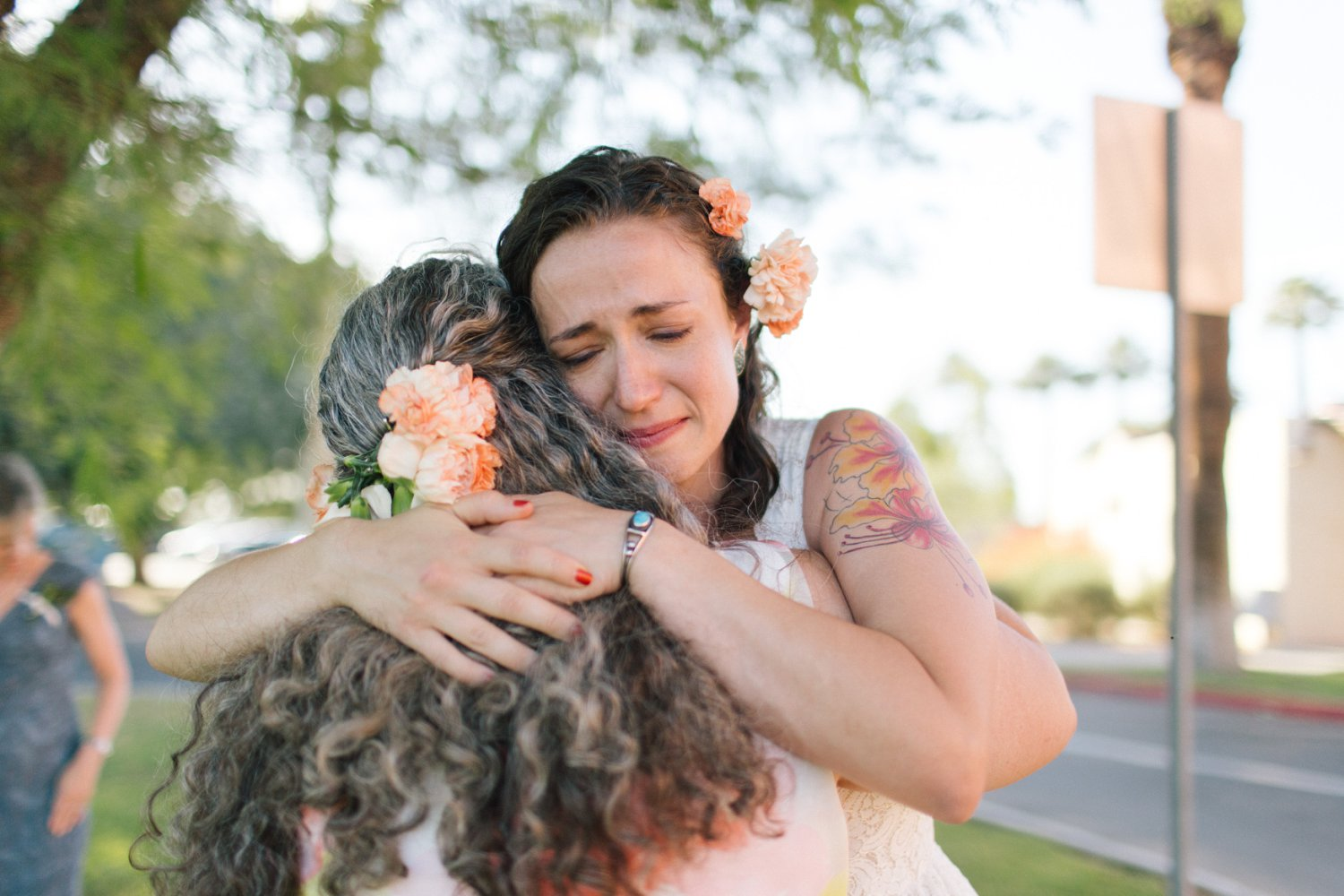 emotional candid documentary wedding photography Arizona