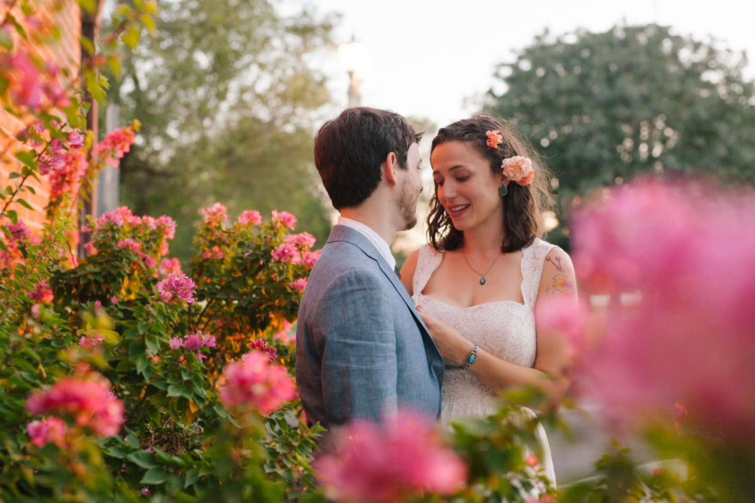emotional natural intimate wedding photos Arizona wedding photographer