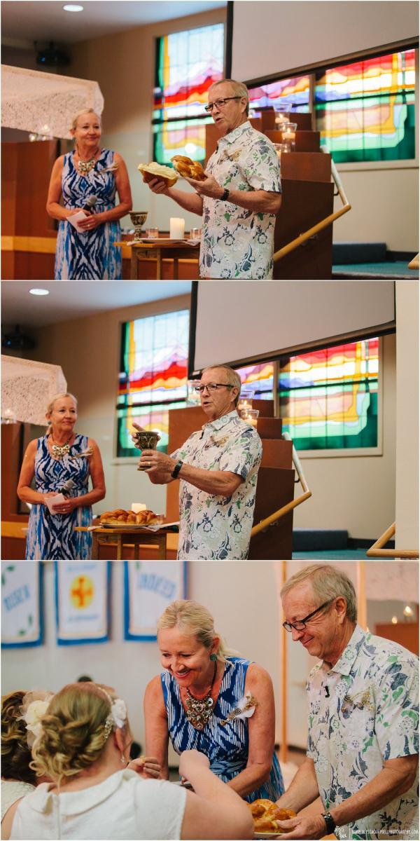 LGBT friendly church Phoenix AZ wedding ceremony communion