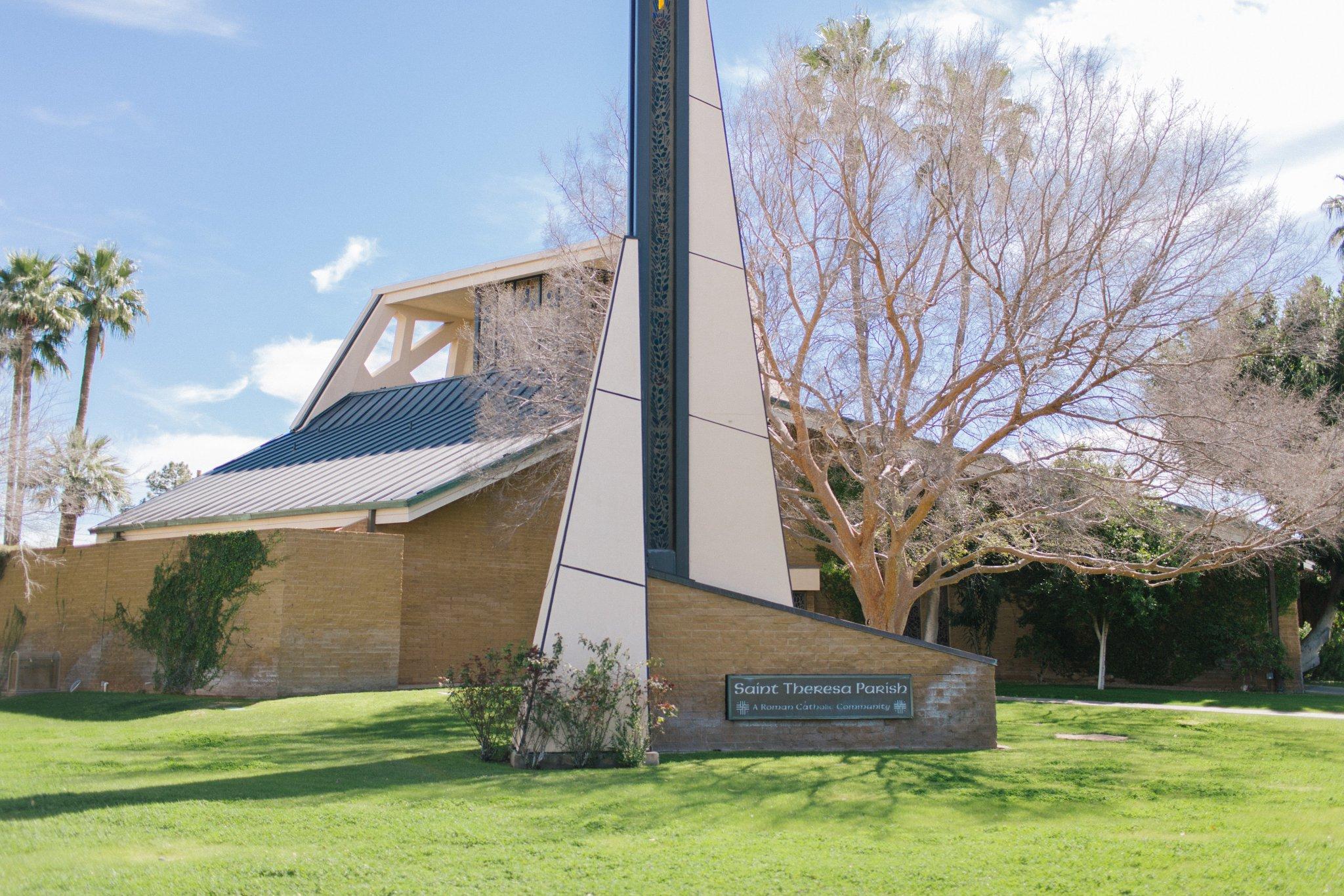 St Teresa Catholic church