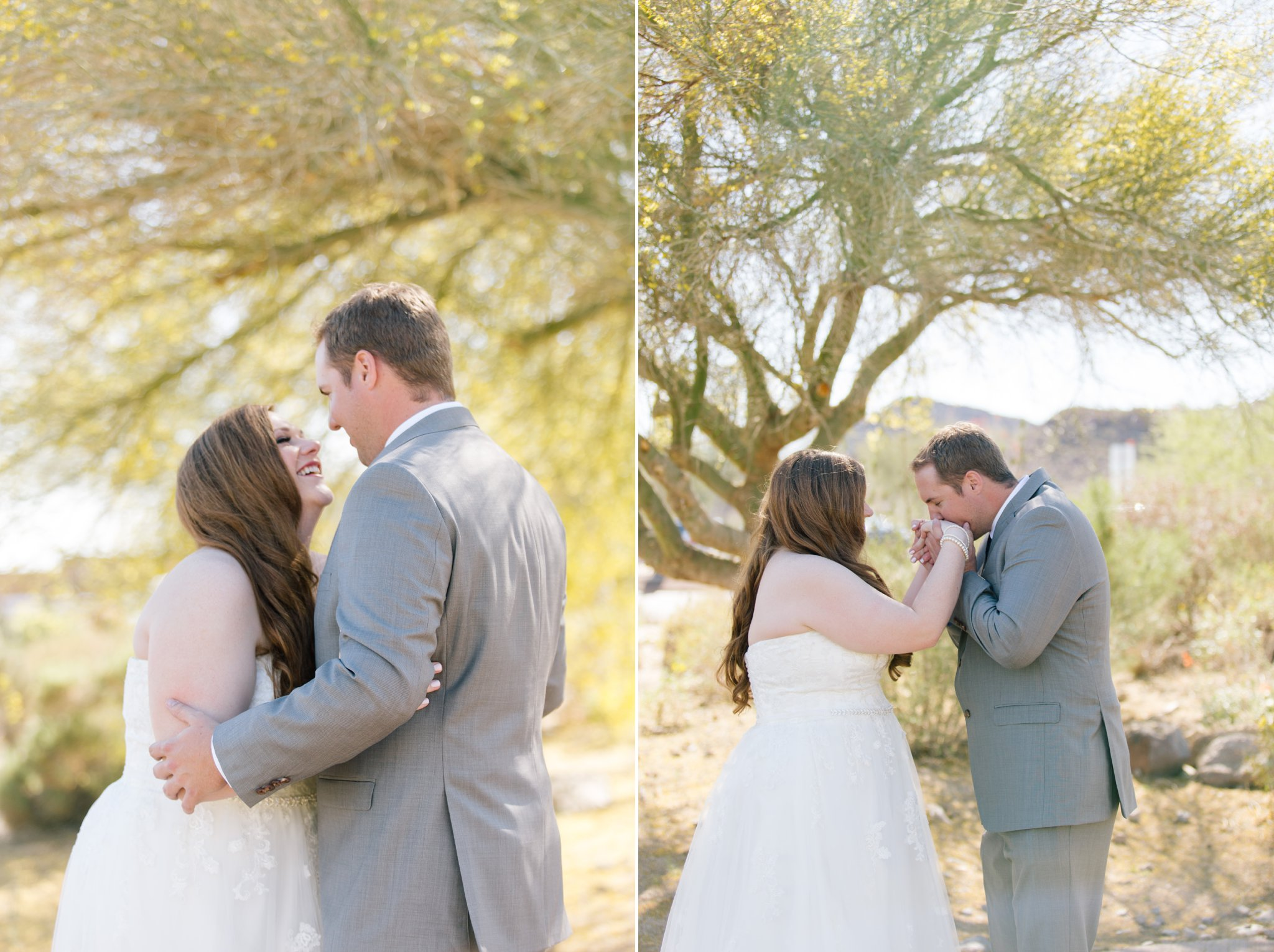 Fountain Hills Eagle Mountain Golf Resort wedding photos