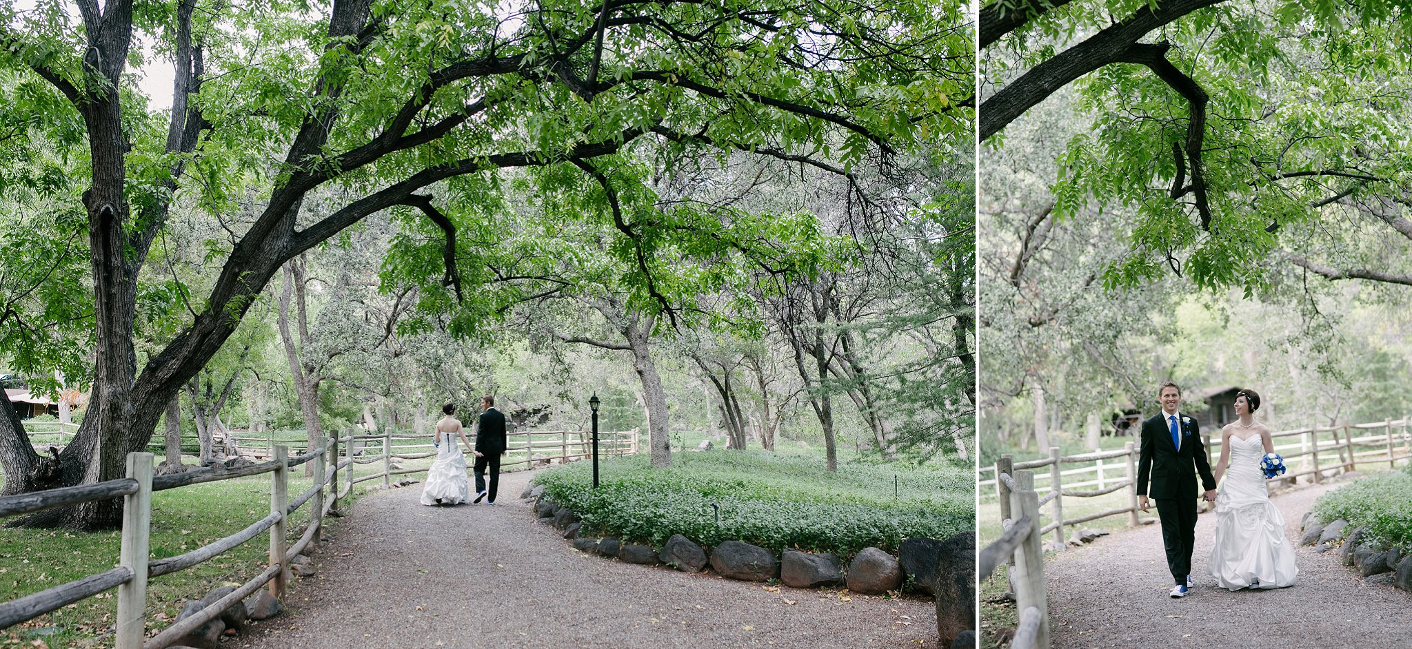 Sedona Briar Patch Inn elopement photographer