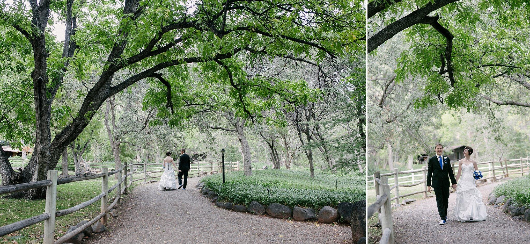 Sedona Briar Patch Inn elopement photographer