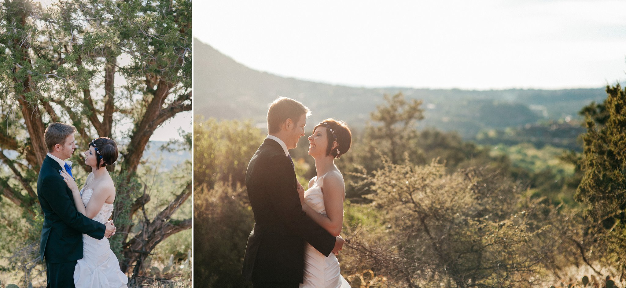 candid emotional Sedona elopement portraits