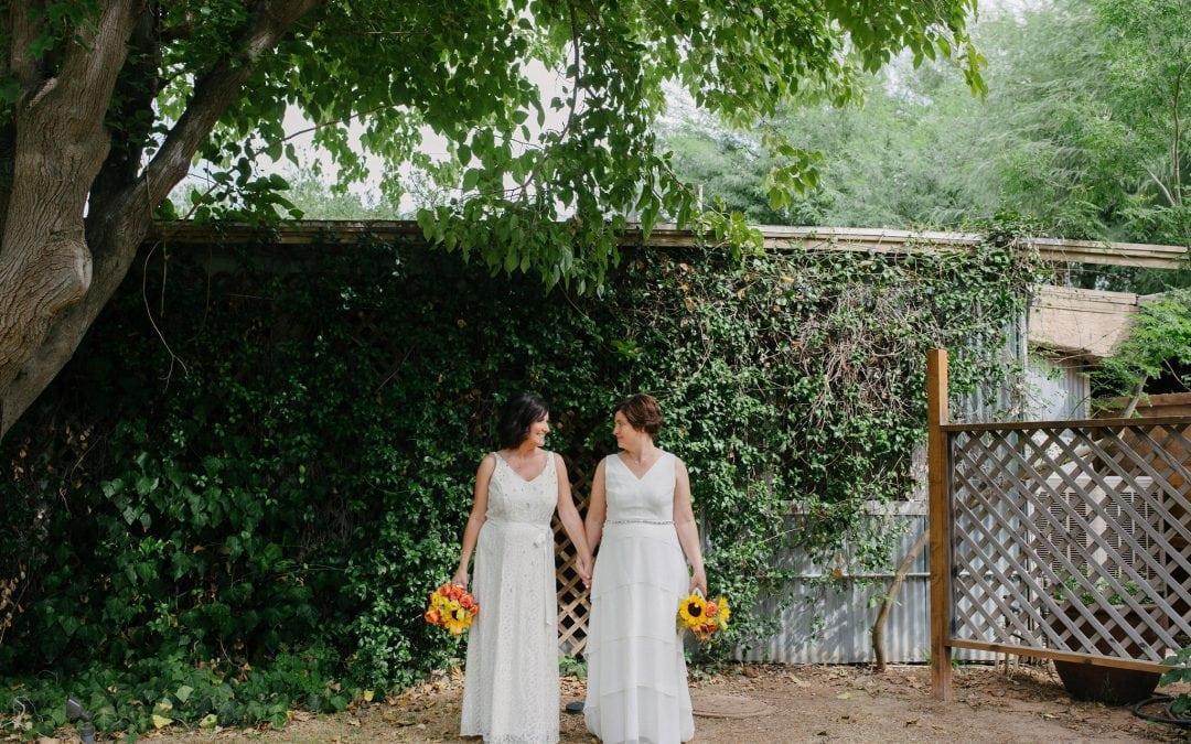 Farm at South Mountain Wedding Photography | Kishia & Jen