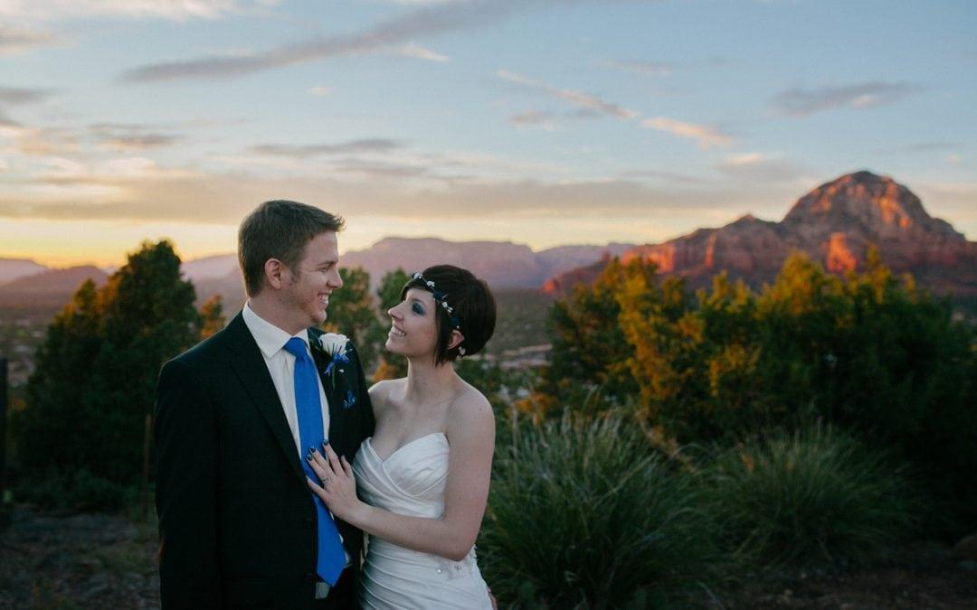 Sedona Elopement | Krista & Matt