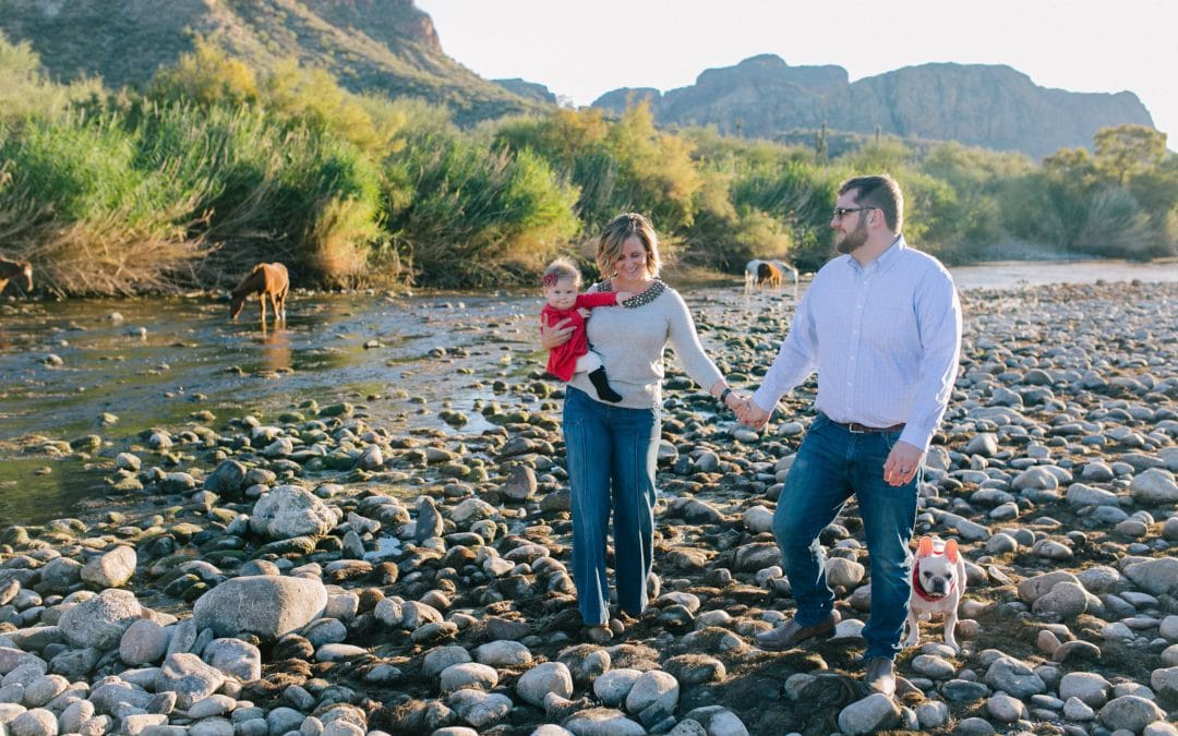 Mesa Salt River Family Portraits | Sidney & Jason