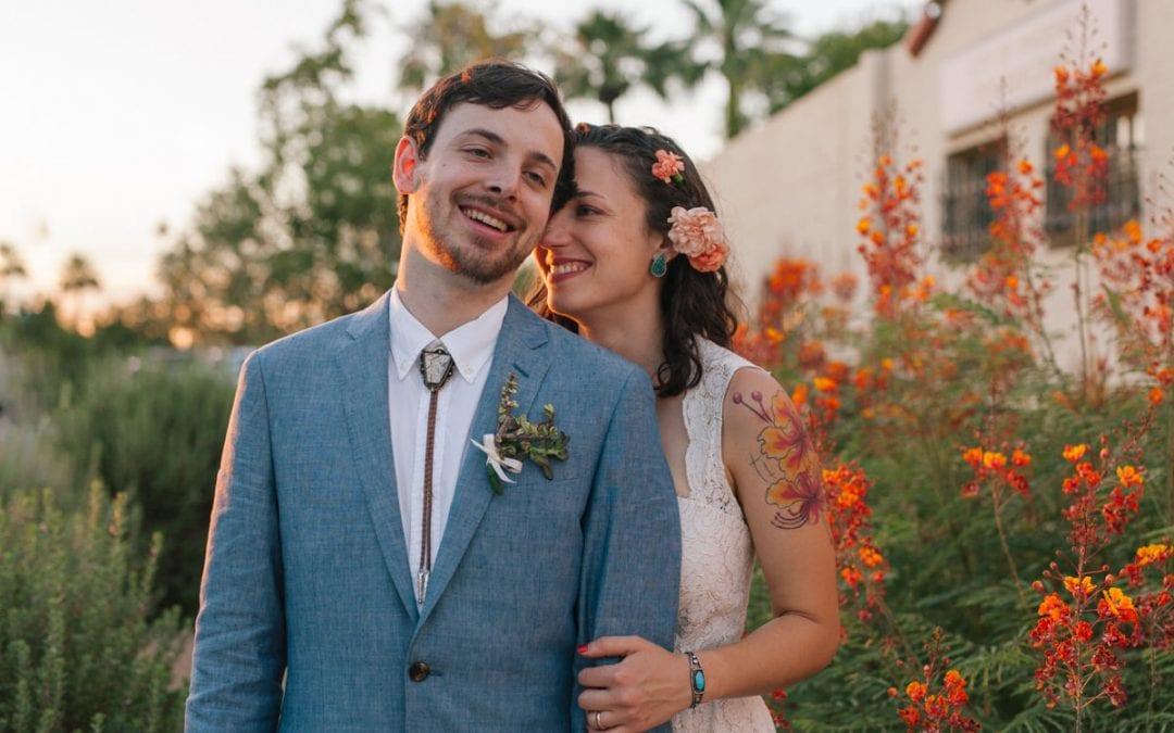 Amanda & Nate   Arizona Candid Wedding Photographer