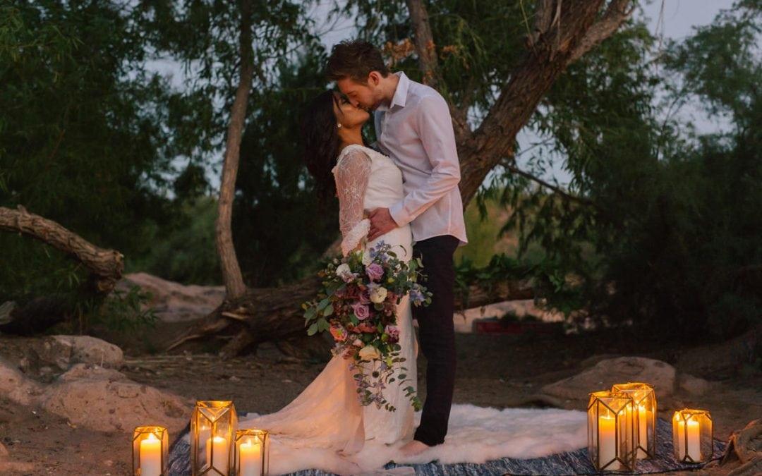 Ethereal Underwater Styled Wedding Shoot | Phoenix Underwater Wedding Photographer