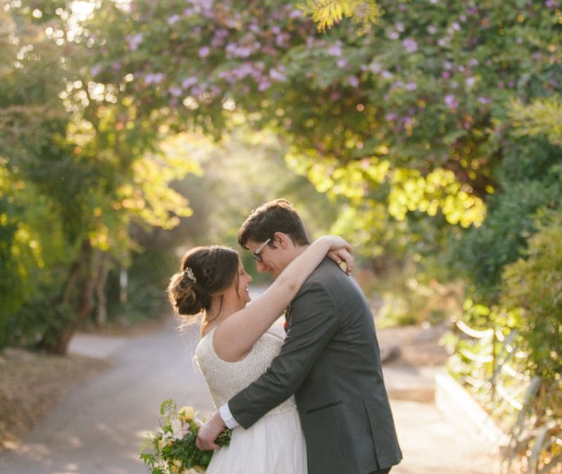 Sam & Josh's Phoenix Zoo Wedding