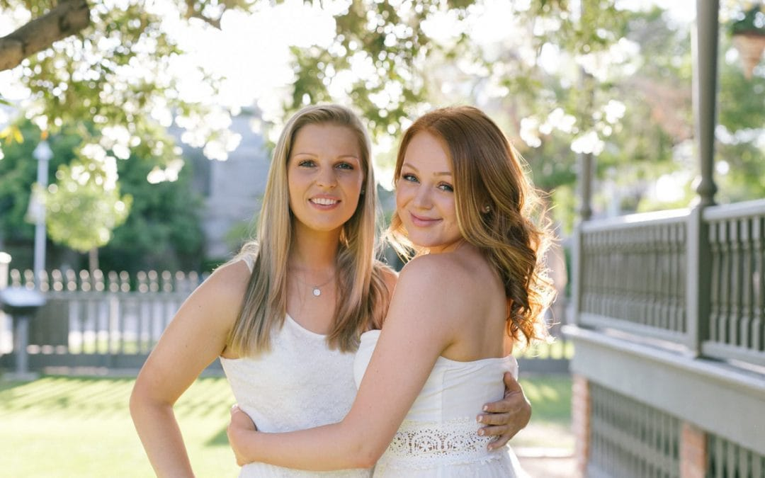 Downtown Phoenix College Graduation Portraits | Natasha & Kayla