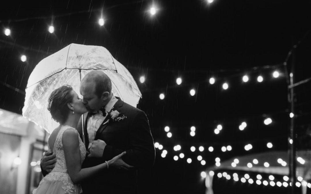 Amber & Bobby's Rainy Gold Canyon Golf Resort & Spa Wedding