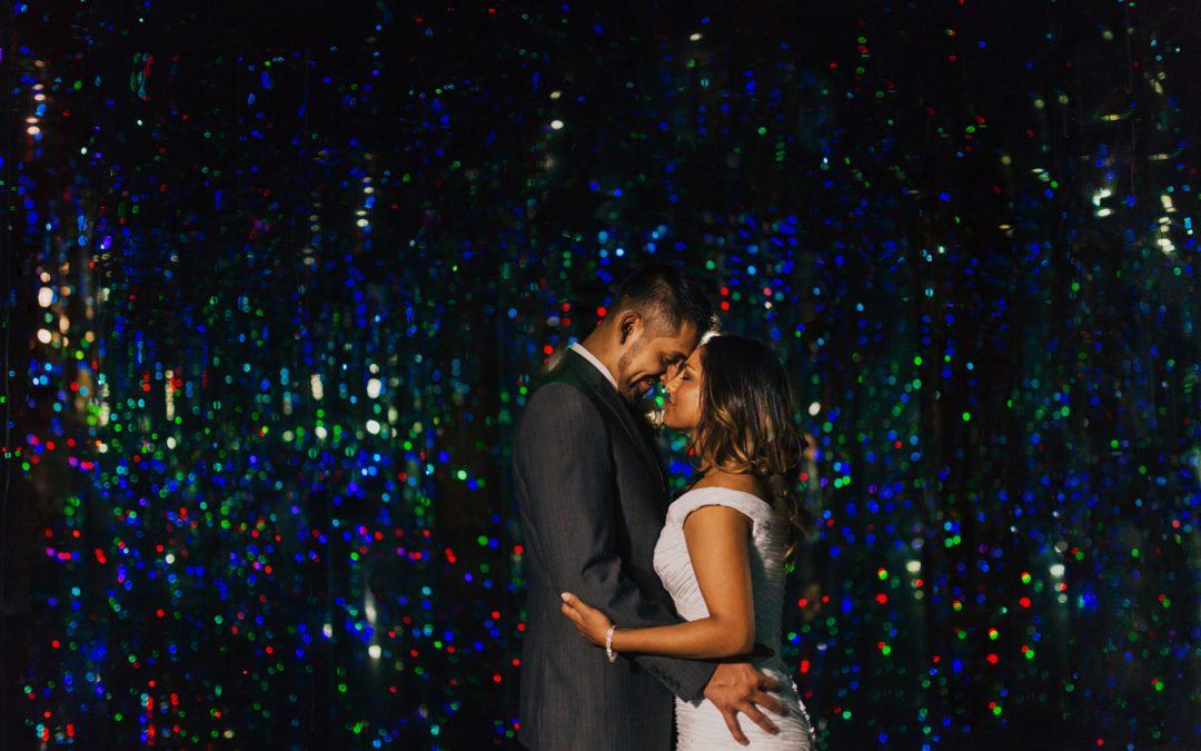 Heartfelt & Fun Phoenix Art Museum Wedding | Javier & Anita