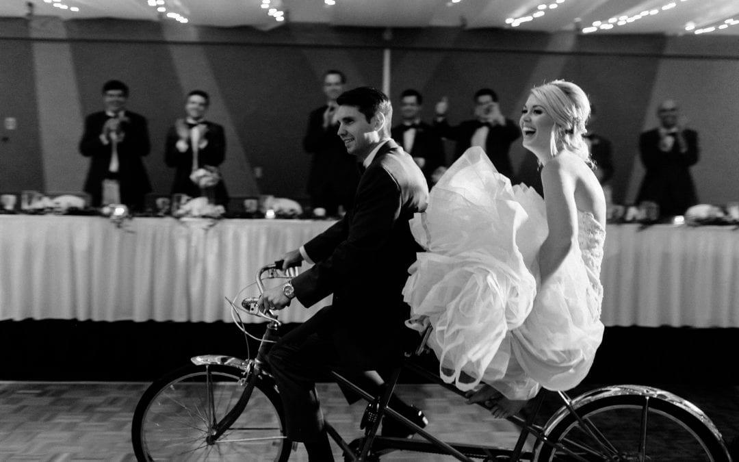 RiverCenter Wedding in Davenport, Iowa | Jordan & Scott