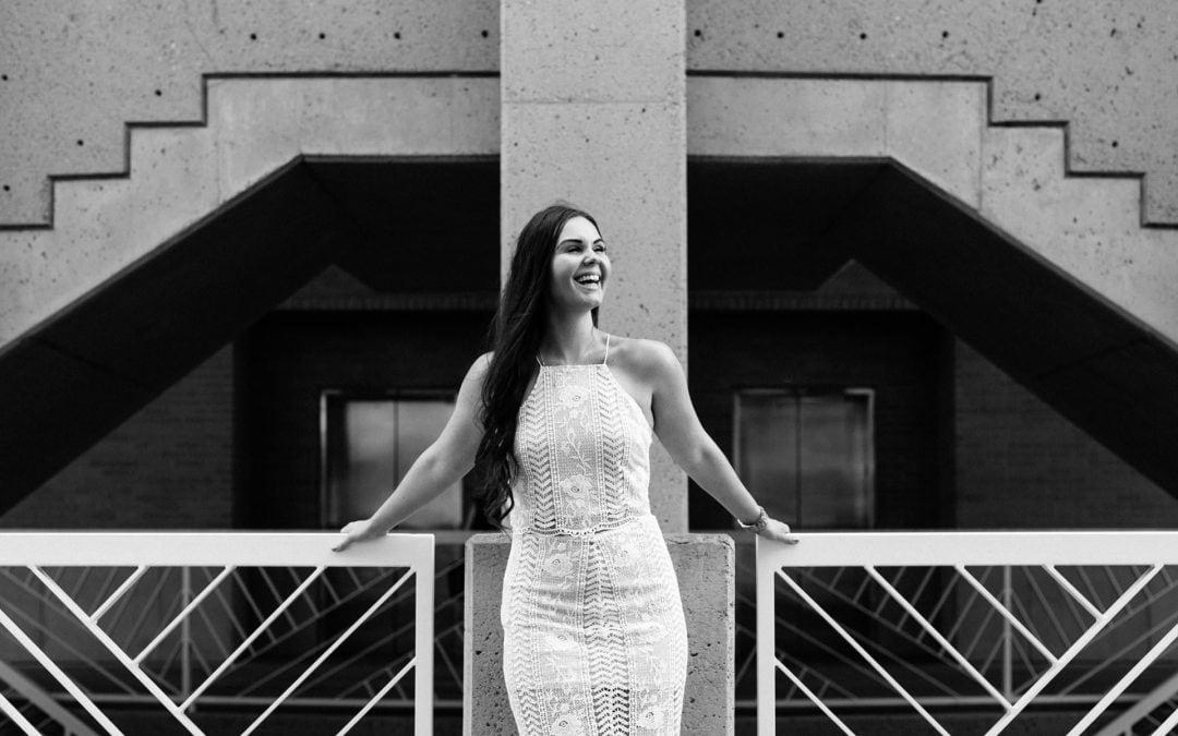 Phoenix AZ College Grad Portraits | Jennifer
