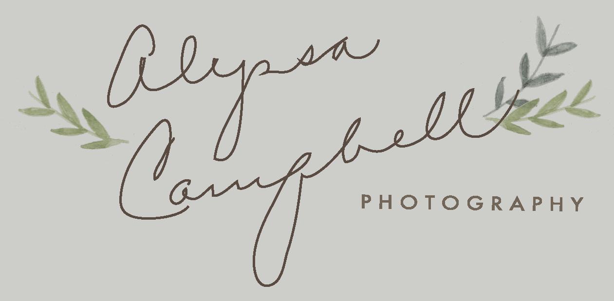 Alyssa Campbell Photography logo