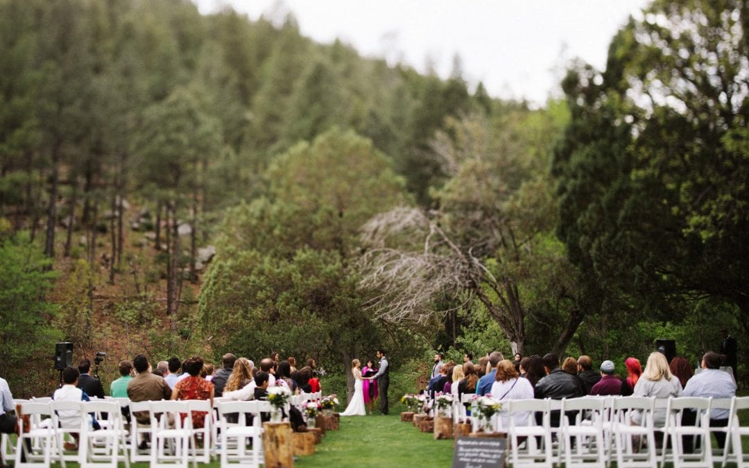 Planning Our Own Nontraditional Wedding at Tonto Creek Camp
