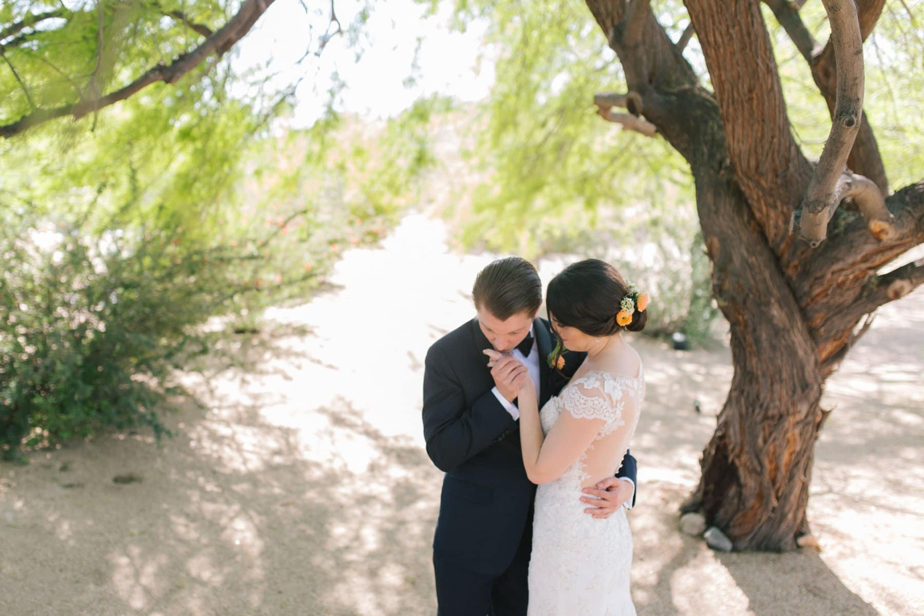 bride & groom photos Scottsdale wedding